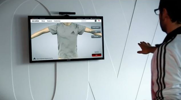 virtual reality retail