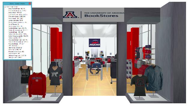 MockShop merchandising