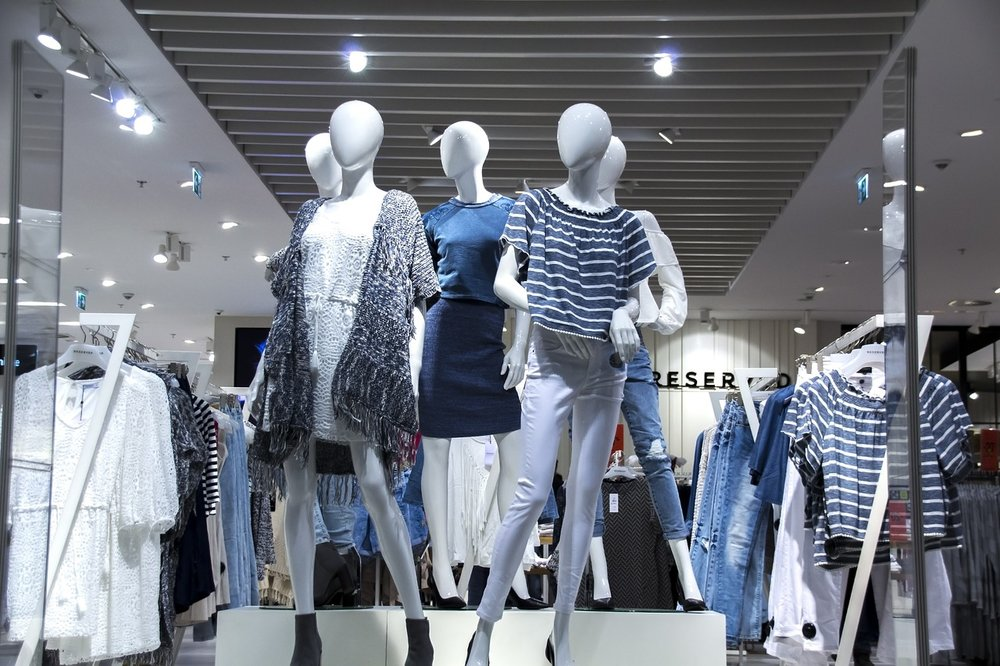 Visual Merchandising Measurements, Visual Merchandising planning