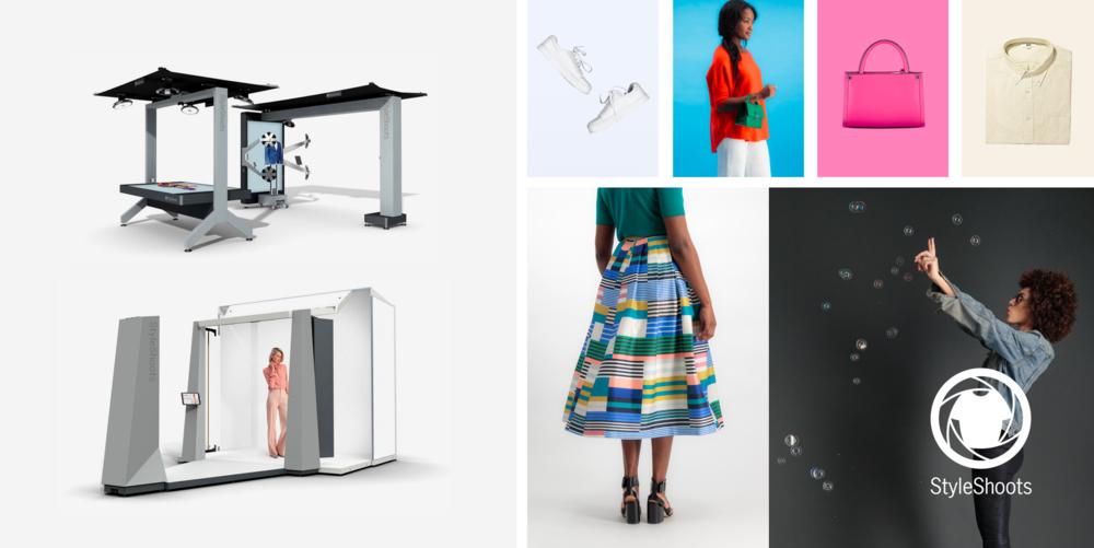 styleshoots, digital showroom