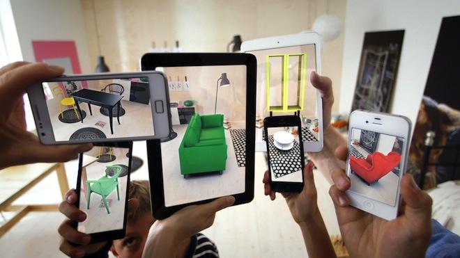 Vente au détail visuelle — Nouvelle réalité de la vente au détail: cas d'utilisation de la VR, de la RA et de l'IA