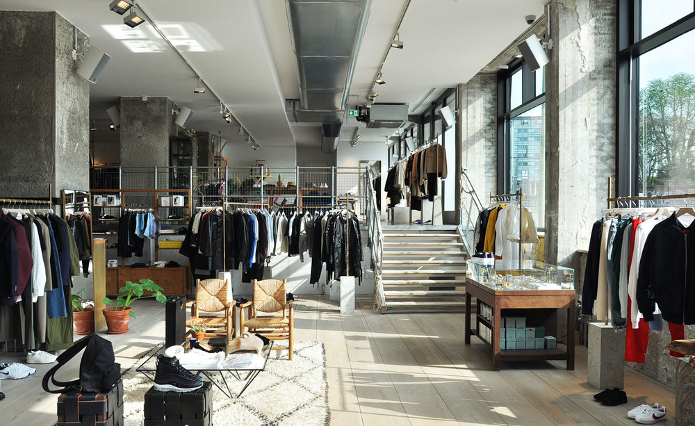 Store X, Berlin