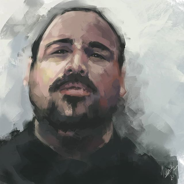 If #taskmaster taught me anything it was that Asim Chaudhry loves fan art 😆🙏 @asim_c86 @chabuddy_g  #pjdn #chabuddyg #bbc3 #netflix  #portrait #portraitartist #drawing #art #instaart #instaartist #saltaire #yorkshireartist #portraitart #fanart #artistoninstagram #wacomintuos #digital #digitalpainting #photoshop #painting #digitalart #digitalartist