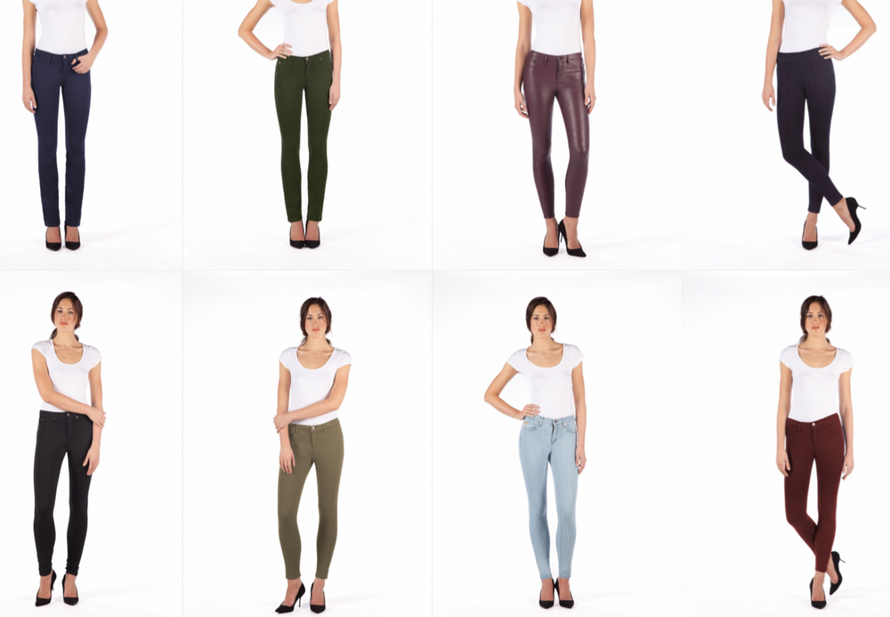 Yoga Jean by Second Clothing_ECO