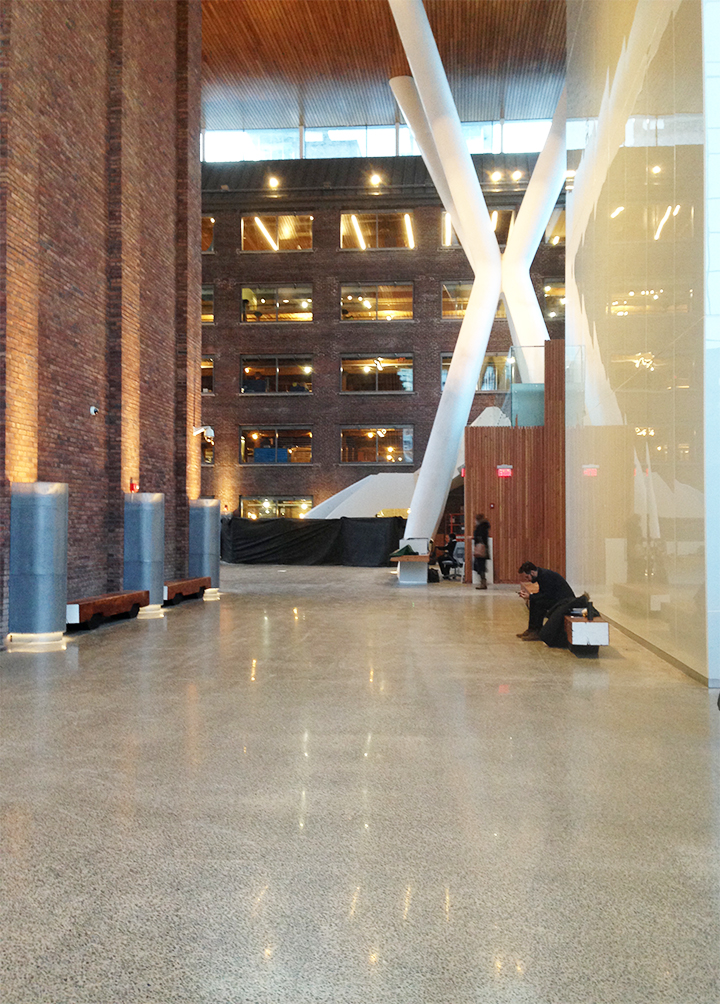 INLAND lobby