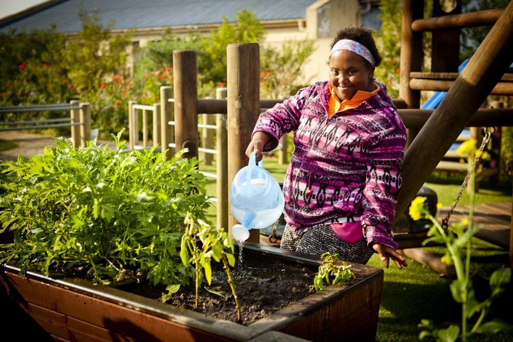 Sterreweg heeft er een fantastische groententuin én tuinier bij