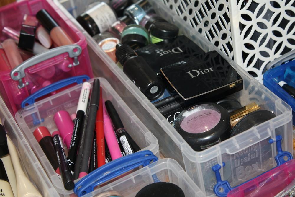 Makeup mayhem
