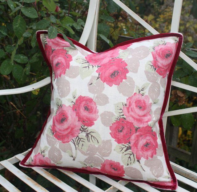 faded roses £52 per m