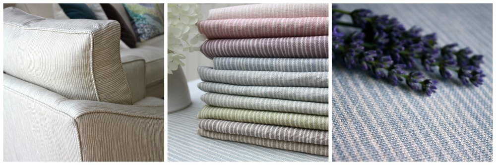 majolica stripe colourways