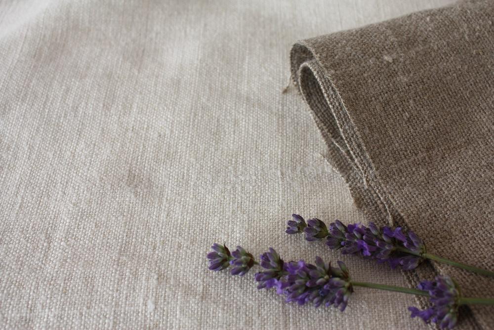 plain vintage linens