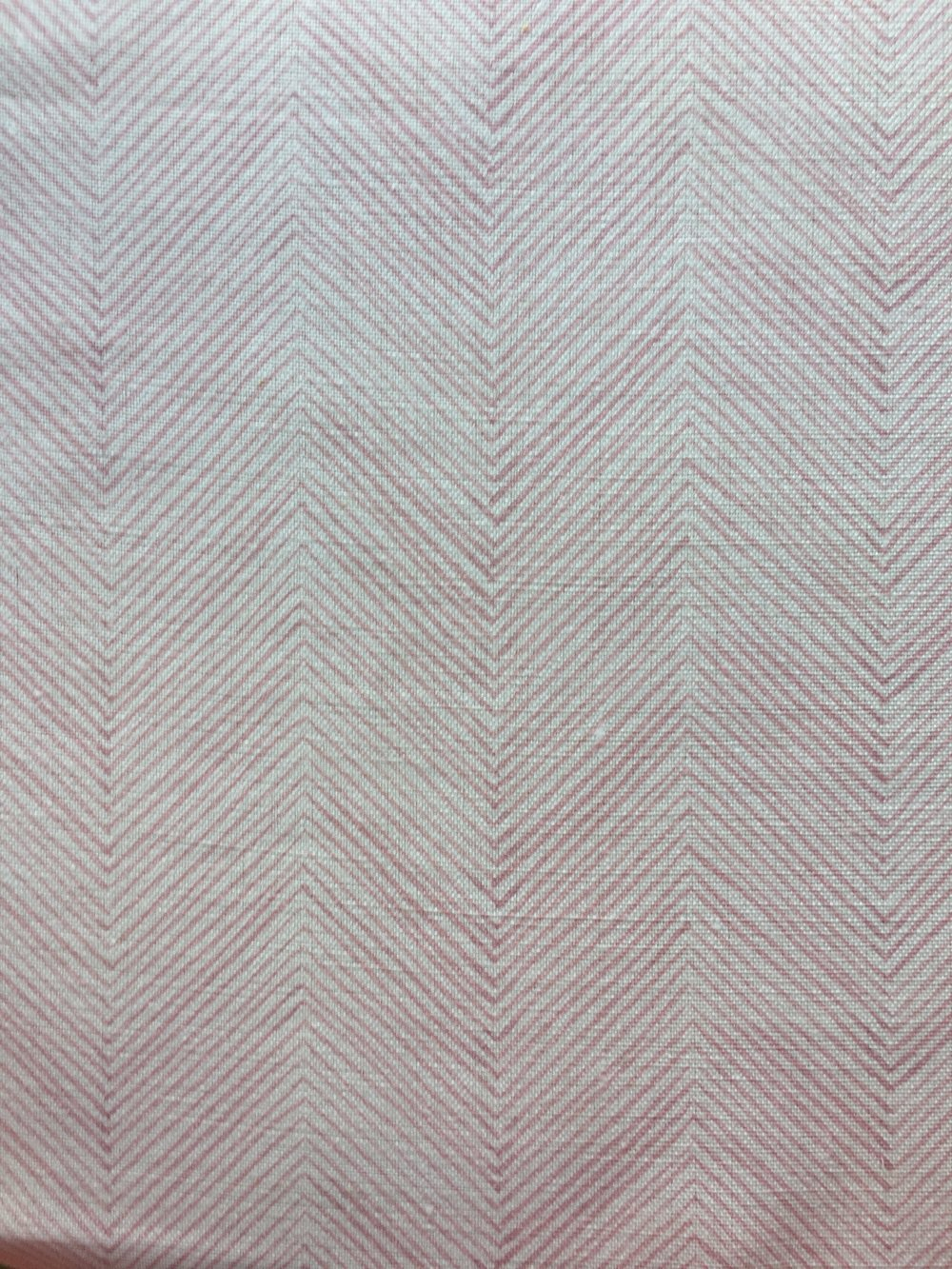 herringbone faded pink