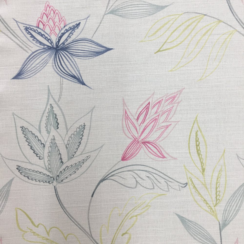 flora indigo and pink