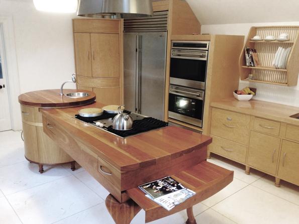 Bath, Somerset bespoke kitchen