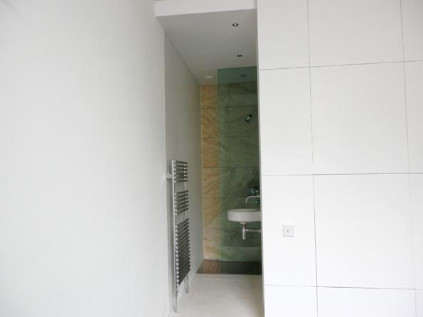 Bath flat en-suite