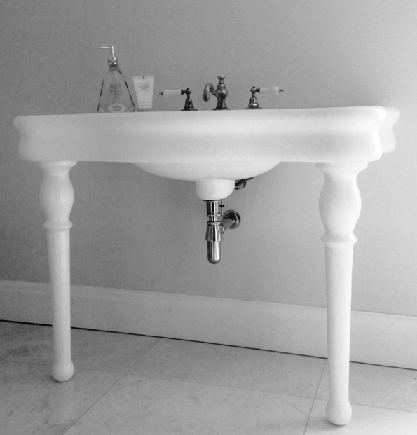 Bath freestanding sink