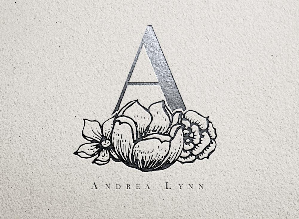 Andrea Lynn Logo Black Foil.png
