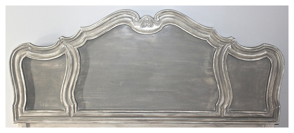 """Gabriella""  (queen headboard)"