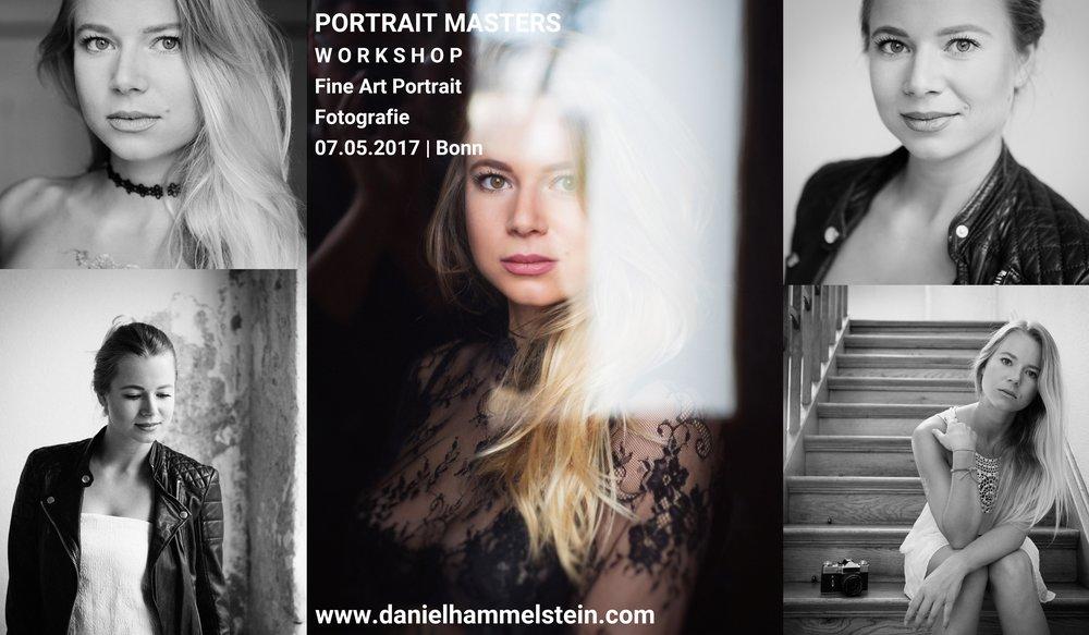 Der Fine Art Portrait-Fotografie Workshop in Bonn