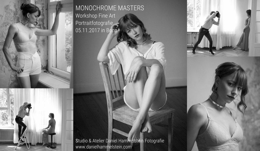Workshop Portrait Fotografie Bonn Köln NRW