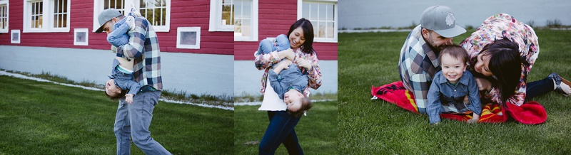 Shelby Chari Photography | South Bend Portrait Photographer | Family Session