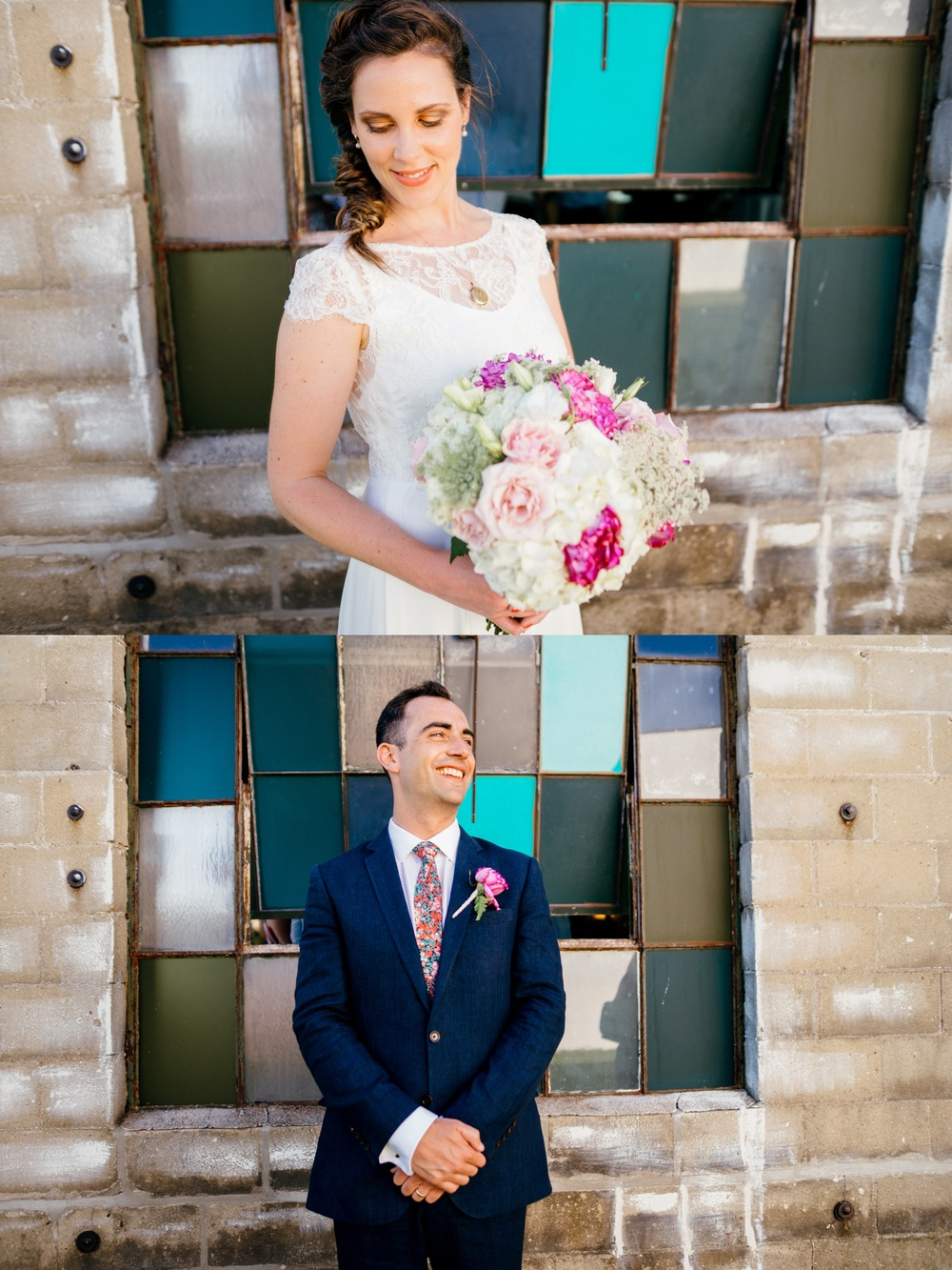 Shelby Chari Photography | South Bend Portrait Photographer | Sundance Studios Bride and Groom