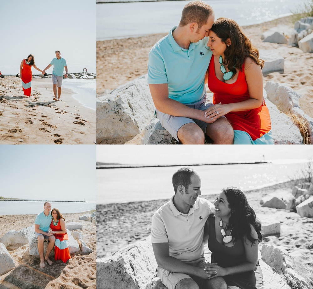 Shelby Chari Photography | South Bend Wedding Photographer | Engagement