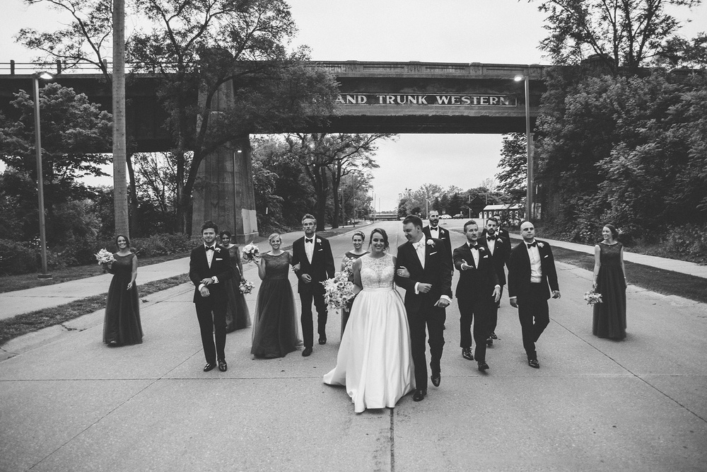 Shelby Chari Photography | South Bend Wedding Photographer | The Brick