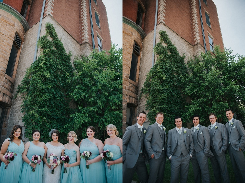 Shelby Chari Photography | St. Paul Wedding Photographer | Historic Concord Exchange