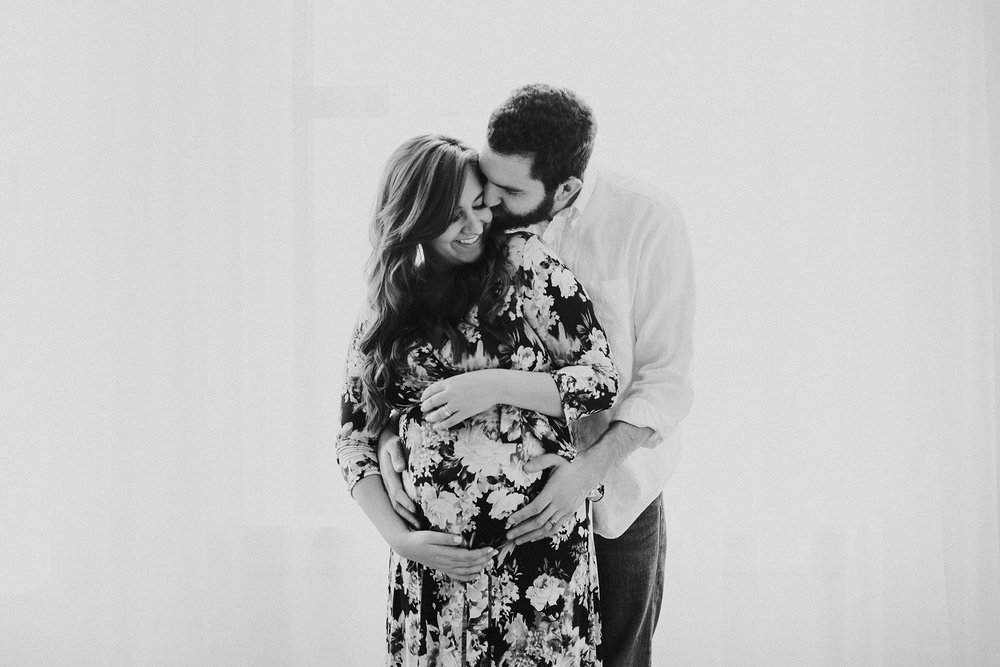 South Bend Maternity | Shelby Chari Photography