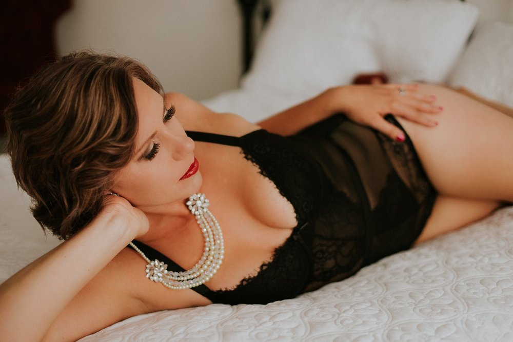 South Bend Boudoir | Boudoir Photographer | Shelby Chari Photography