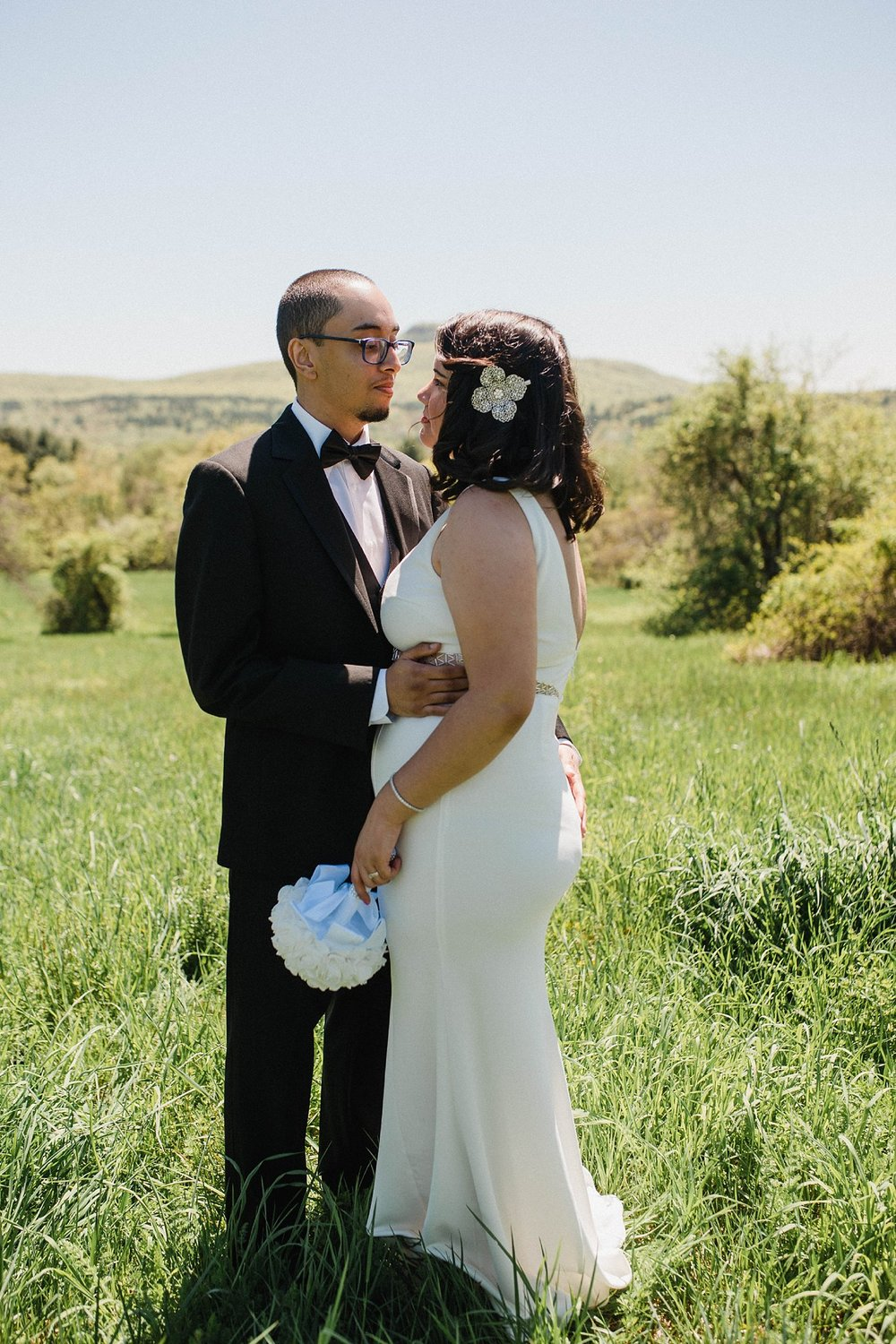 Western Massachusetts Elopement Photographer | Massachusetts Elopement | Mt. Pollux, Amherst Elopement Photography | Shelby Chari Photography