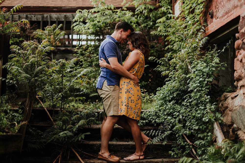 Western Mass Engagement Session | Western Mass Photographer | Springfield Wedding Photographer | Massachusetts Wedding Photographer | Shelby Chari Photography