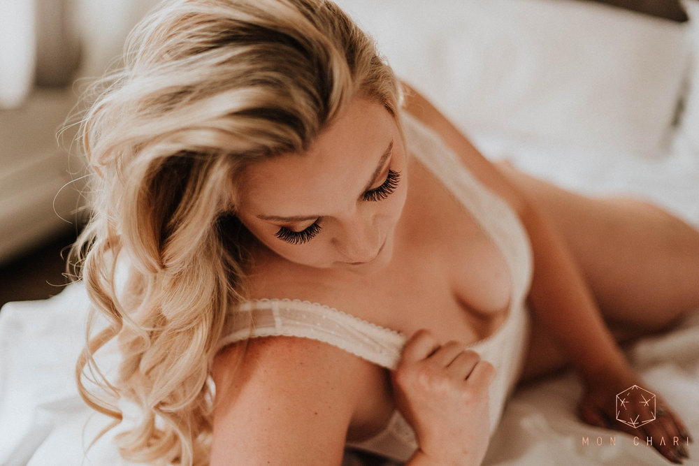 Bridal Boudoir | New England Boudoir Photographer | Springfield Boudoir Photographer | Massachusetts Boudoir Photographer | Mon Chari Boudoir