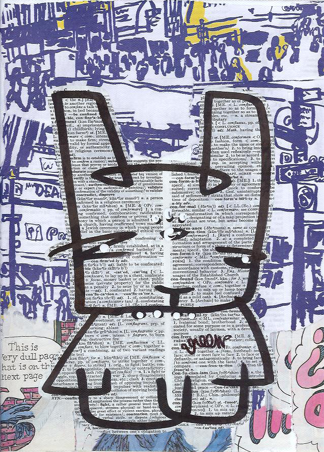 Confounded Rabbit