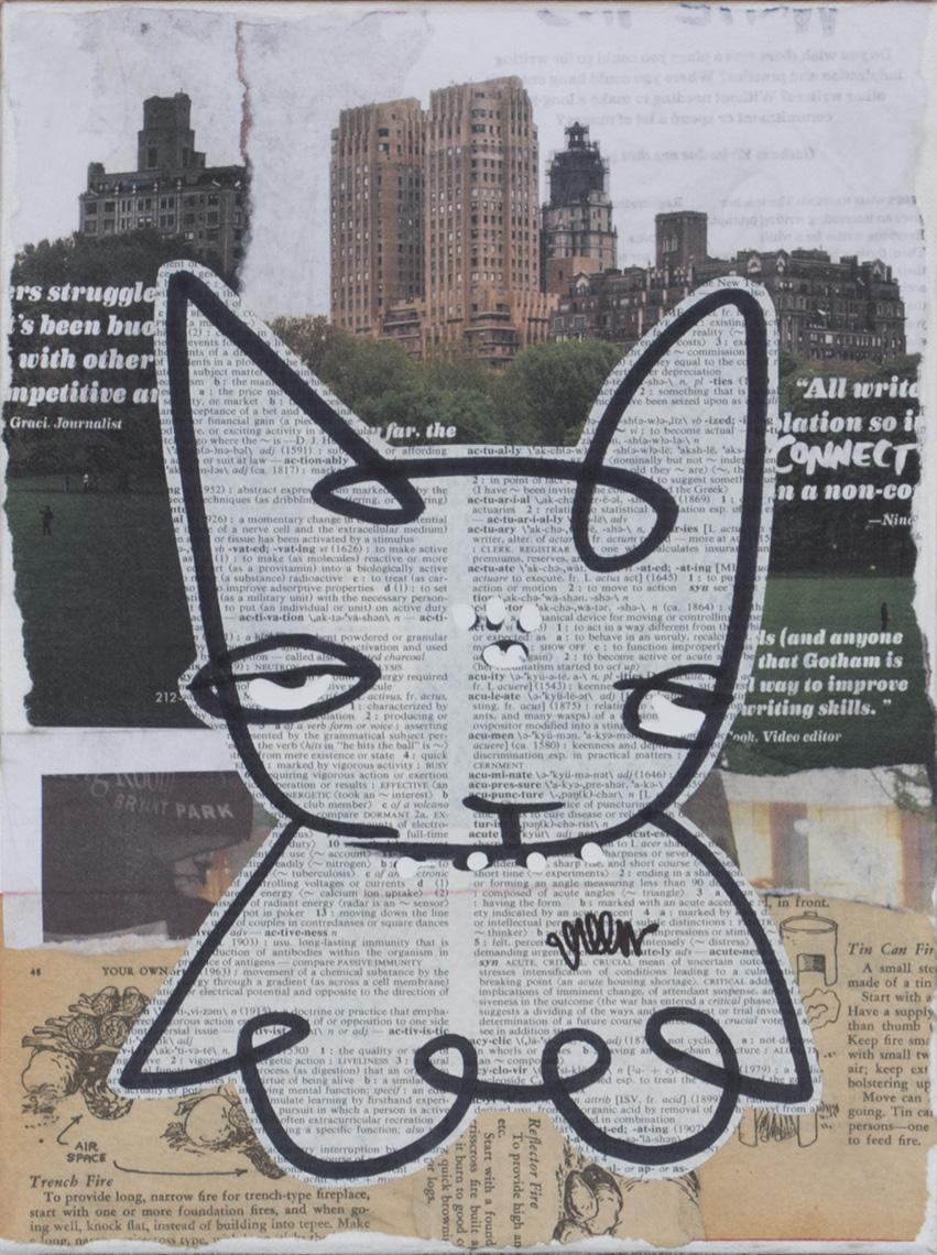Central Gotham LynxFace