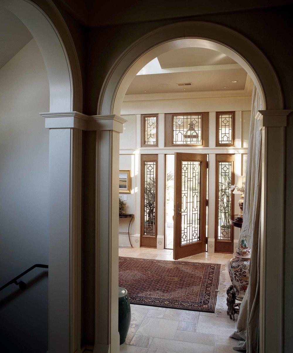 w.front door