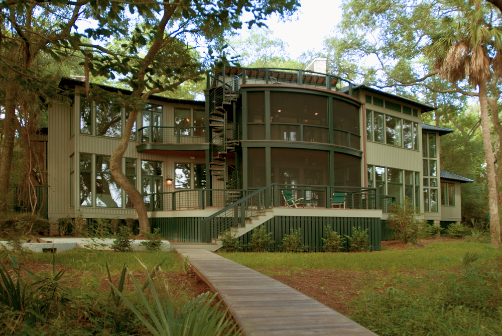Mays Home, Spring Island, SC