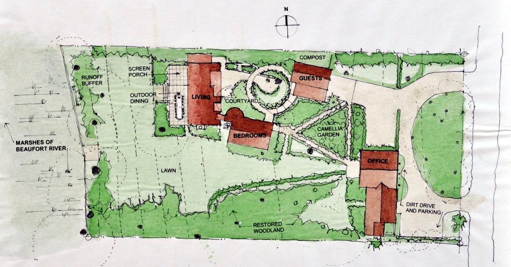 38 meridian site plan