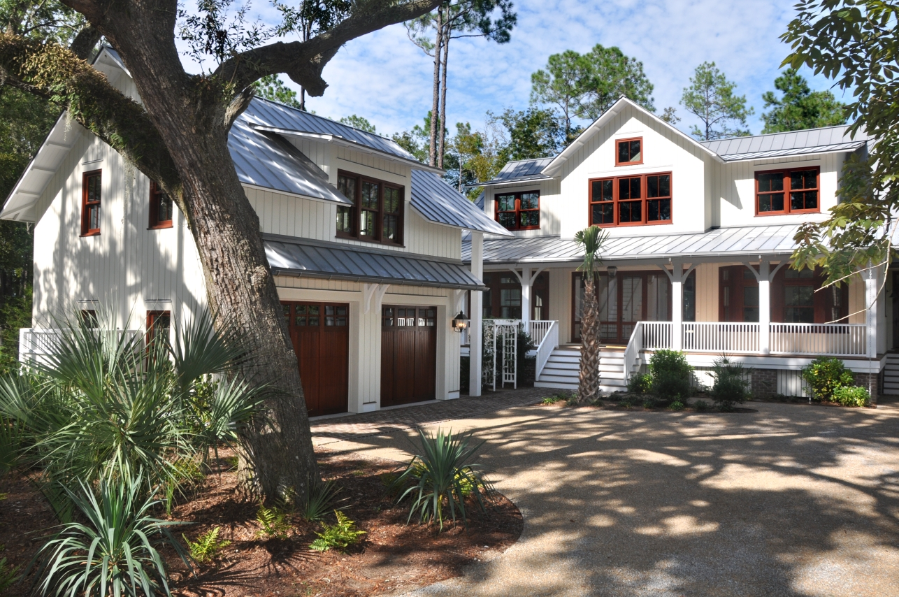 Under construction frederick frederick residential for Low country architecture