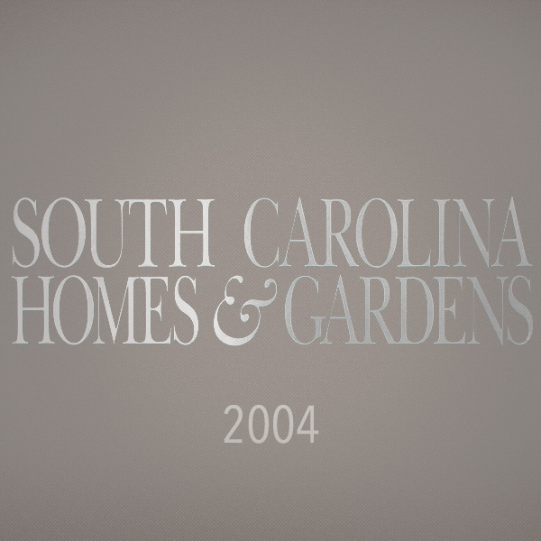 """Honor Award, Frederick & Frederick Architects"" South Carolina Homes & Gardens, 2004"