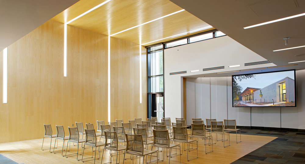 St. Helena Branch Library at Penn Center by  Liollio Architecture