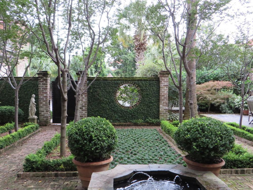 Formal Garden (Renovation by Randolph Martz)