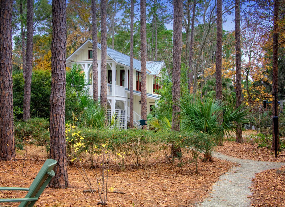 Palmetto Bluff Carriage House