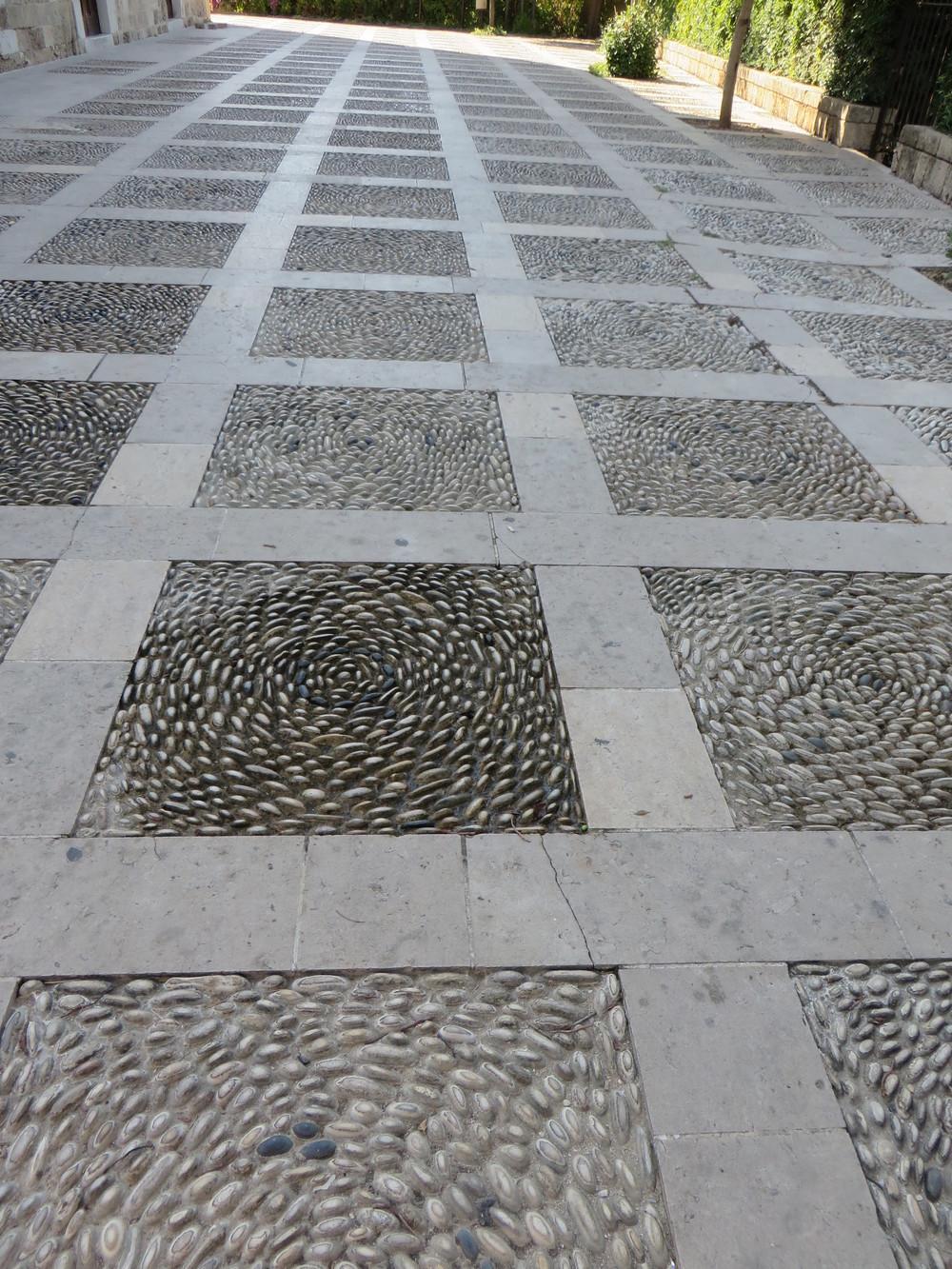 Byblos paving
