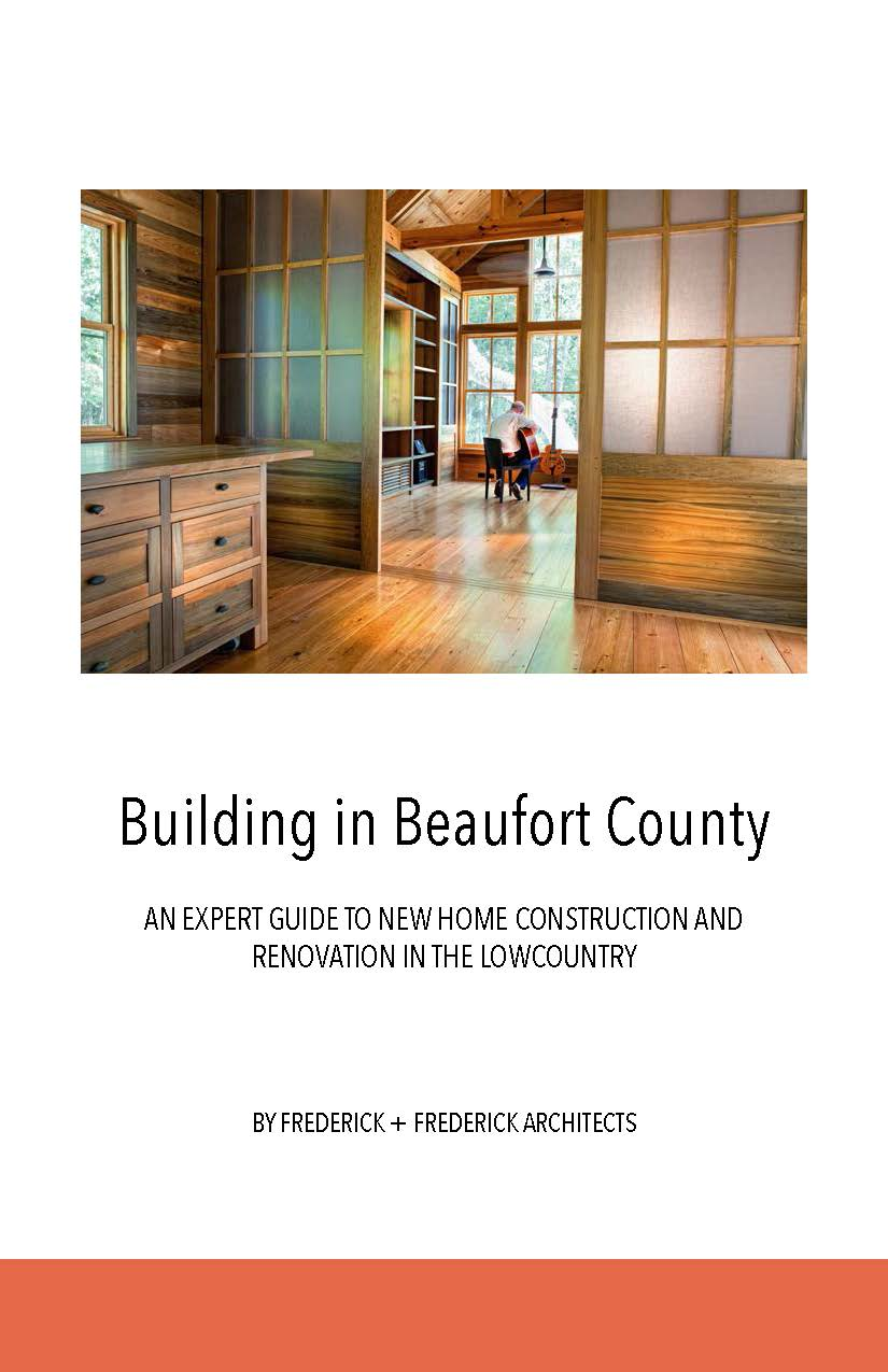 Register here to download our free copy of Building in Beaufort County