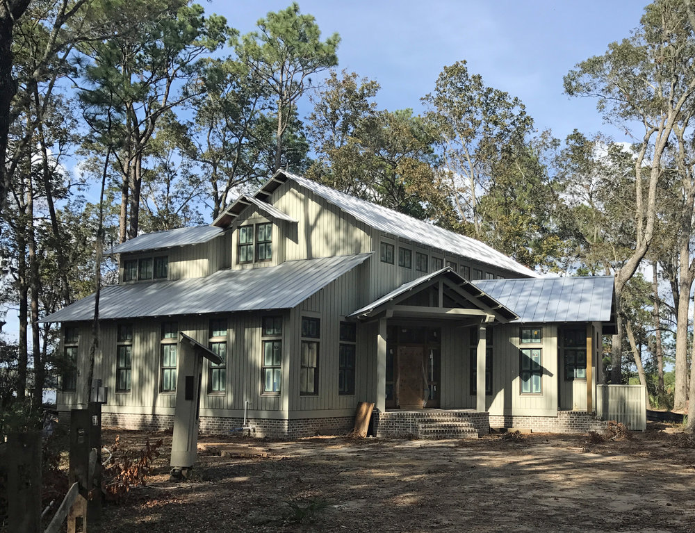 Palmetto Bluff house