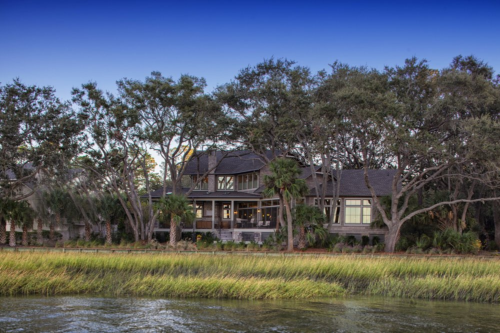 Hilton Head Long cove house