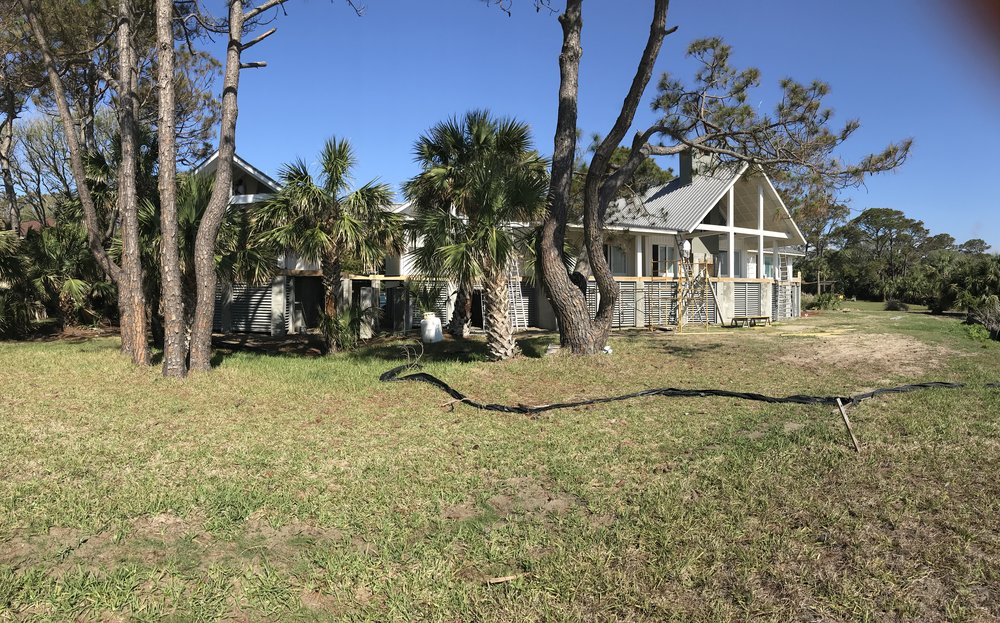 Fripp Island Renovation
