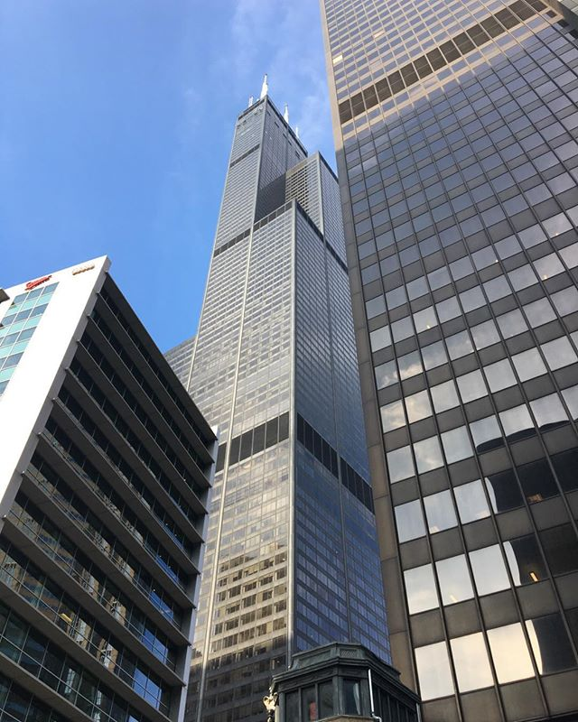 #sears tower #Chicago