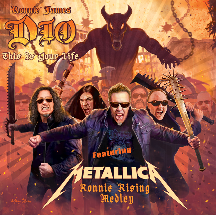 Metallica - Ronnie Rising